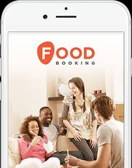 Preuzmite FoodBooking mobilnu aplikaciju!